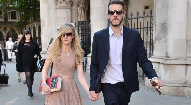 Charlie Gard´s mother in tears after losing Supreme Court treatment fight