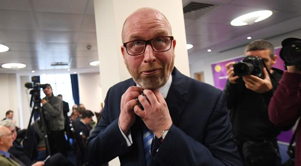 Ukip leader Paul Nuttall quits after election drubbing
