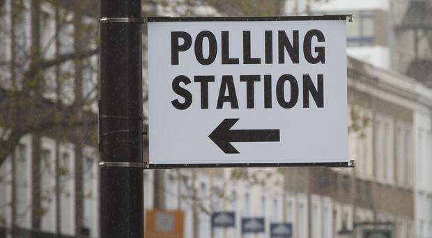 The count in Kensington will resume on Friday or Saturday (Anthony Devlin/PA)