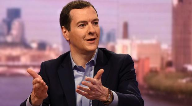 Theresa May is a 'dead woman walking — George Osborne