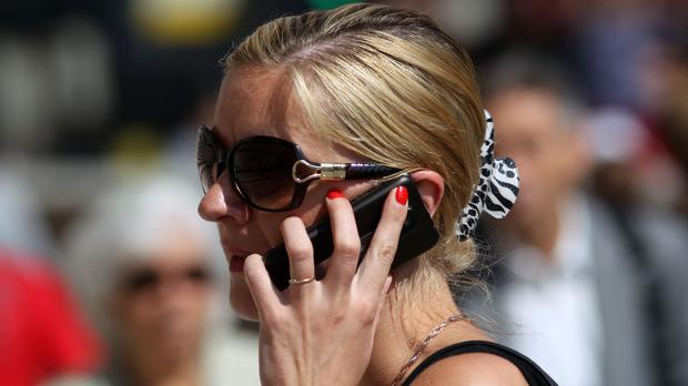 Mobile roaming charges across the EU are to finally end this week (Steve Parsons/PA)