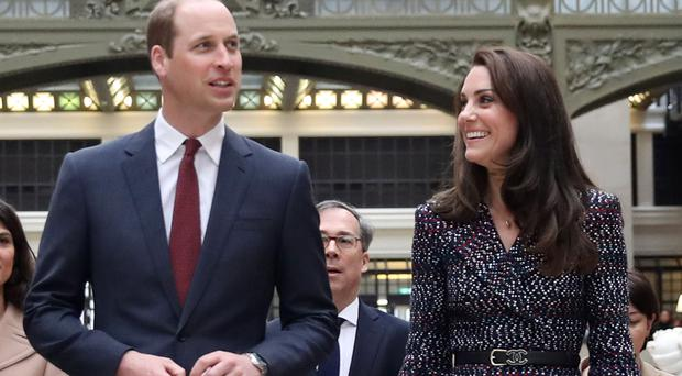 The Duke and Duchess of Cambridge will make a five-day official visit to Poland and Germany in mid-July, Kensington Palace has confirmed (Chris Jackson/PA)