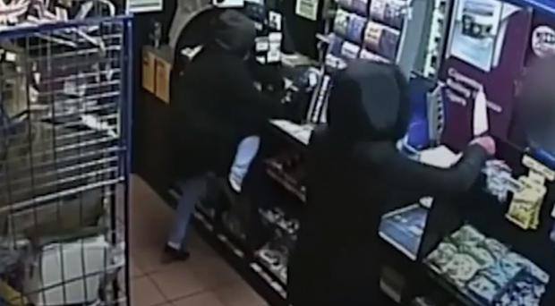 West Midlands police are searching for two women who robbed a post office (West Midlands Police)