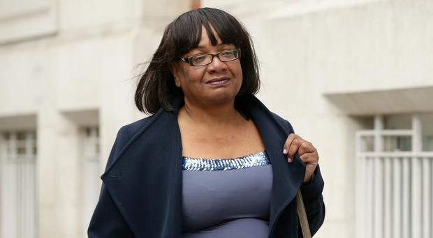 Diane Abbott faced tough criticism during the General Election campaign (Yui Mok/PA)