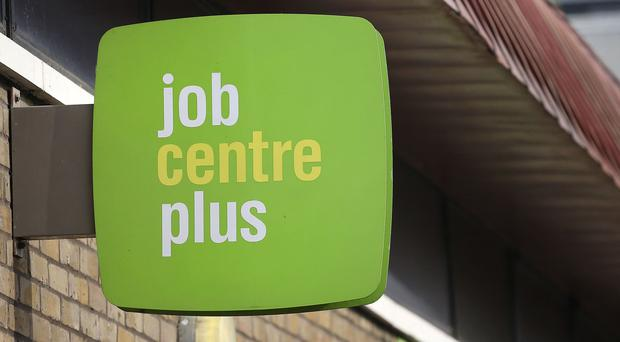 Unemployment fell by 50,000 in the quarter to April to 1.53 million, the lowest for more than a decade (Philip Toscano/PA)