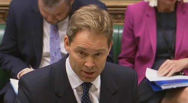 Tobias Ellwood said he was