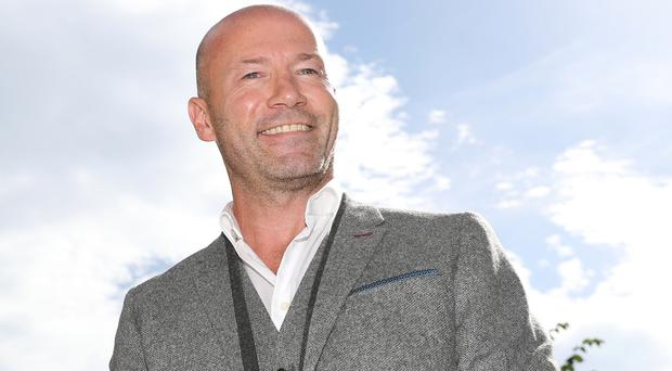 Alan Shearer was present for the start of the High Court hearing (Owen Humphreys/PA)