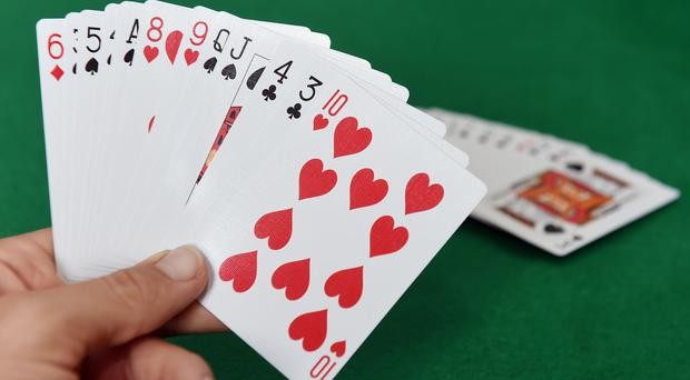 Bridge players are seeking recognition that the game is a sport (Joe Giddens/PA)