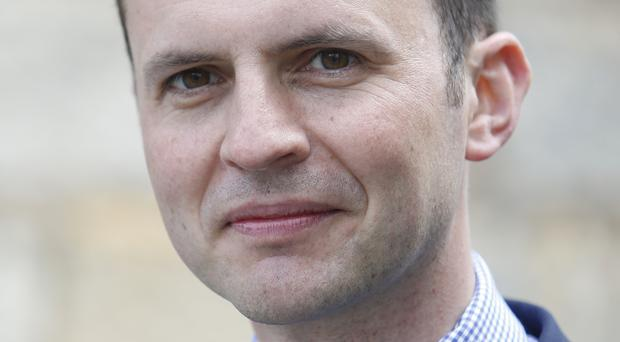 Stephen Gethins won the North East Fife seat by just two votes (Danny Lawson/PA)