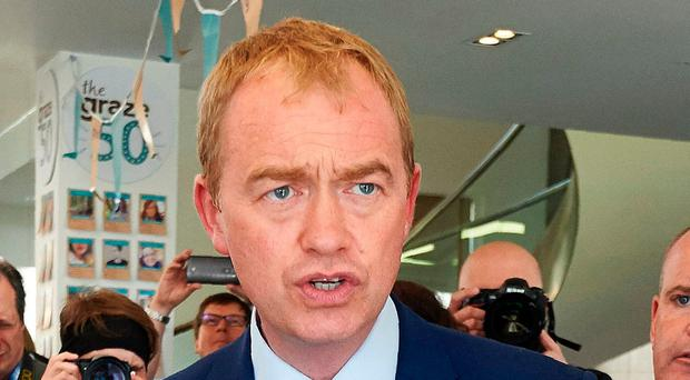 Appointments: Tim Farron