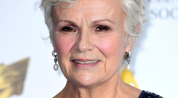 Julie Walters has been made a Dame in the Queen's Birthday Honours List (Ian West/PA)