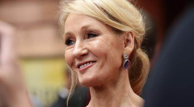 Harry Potter author JK Rowling is also well-known for her philanthropy (Yui Mok/PA)