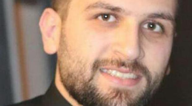 Mohammad Alhajali was the first victim to be formally identified (Metropolitan Police/PA)