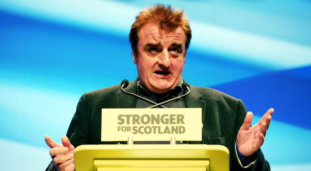 Tommy Sheppard ahd put himself forward for selection as the party's Westminster leader (PA)