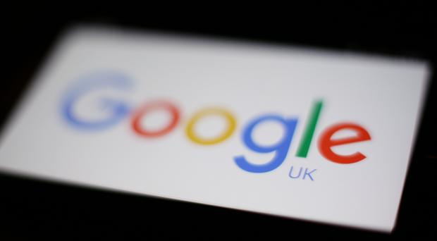 Google has announced steps it is taking to combat terrorism (Yui Mok/PA)