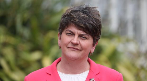 Arlene Foster letter to Scottish Government on same-sex marriage disclosed