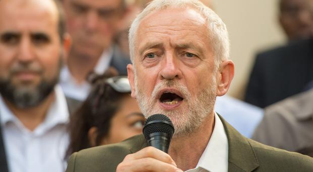 Senior party figures have called on Jeremy Corbyn to commit a Labour government to keeping Britain in the single market (Dominic Lipinski/PA)