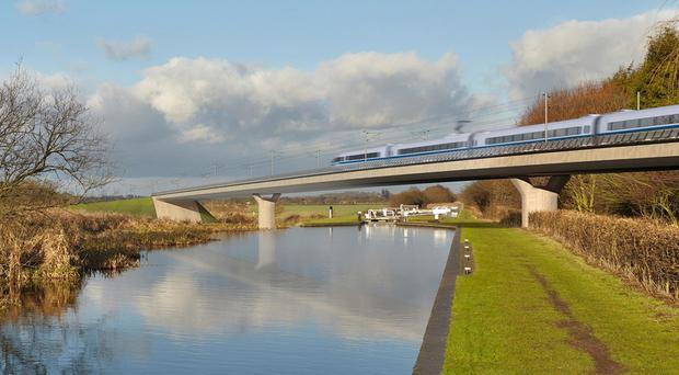 Three bids shortlisted to run HS2 high-speed railway