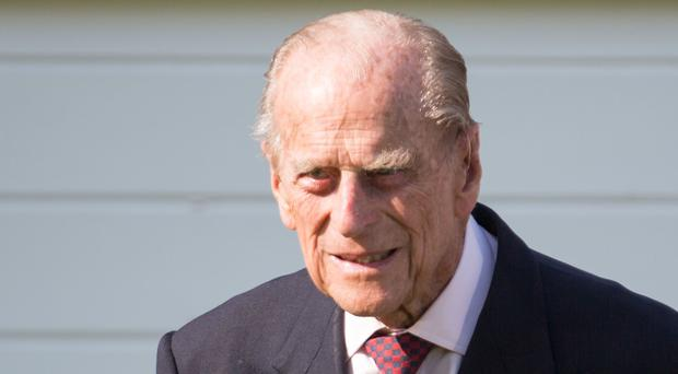 The Duke's brief admission to hospital forced him to miss two major events in the Queen's calendar (Steve Parsons/PA)