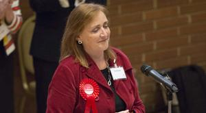 Ms Dent Coad was recently elected MP for Kensington