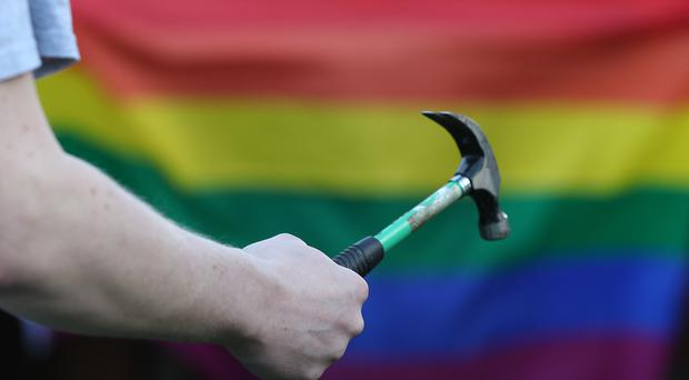 Amnesty International said hate crime is 'under-reported and under-resourced' (Jonathan Brady/PA)