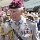 Prince Charles attended the event in Colchester (John Stillwell/PA)