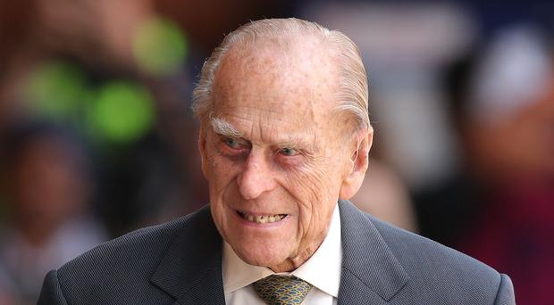 The Duke of Edinburgh has cancelled an appearance at a London Zoo event (Andrew Matthews/PA)