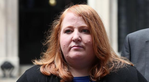 Naomi Long said talks between the Conservatives and the DUP were having a bearing on the Stormont impasse (Gareth Fuller/PA)