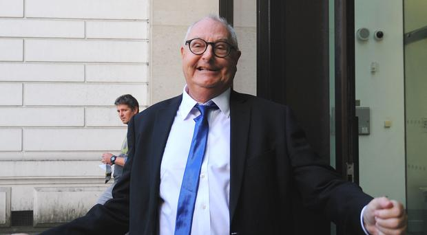 King is charged with several offences dating from the 1970s and 80s