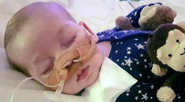 Charlie Gard's parents wanted him to be given experimental treatment in the US (Family handout/PA)