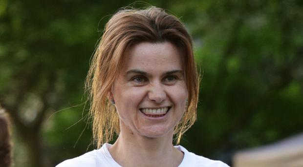 Jo Cox was shot and stabbed outside Birstall Library in June last year (Yui Mok/PA)