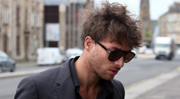 Paolo Nutini has been cleared of drink-driving (Andrew Milligan/PA)