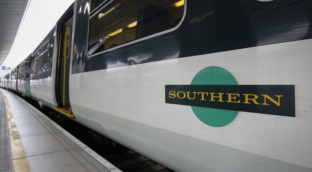 Southern services are being disrupted by an overtime ban by drivers (Philip Toscano/PA)