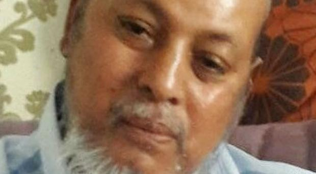 Makram Ali, 51, a victim of the terror attack in Finsbury Park, who died after being struck by a van which crashed into a group of people during a terror attack near the mosque in north London, an inquest has heard (Metropolitan Police/PA)