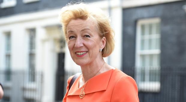 Commons Leader Andrea Leadsom (David Mirzoeff/PA)