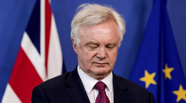 The outcome of the Brexit referendum would be reversed it it were held tomorrow, according to a poll (Geert Vanden Wijngaert/AP)