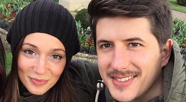 The bodies of Gloria Trevisan and her partner Mario Gottardi were found on the 23rd floor of Grenfell Tower, an inquest heard (Handout/PA)