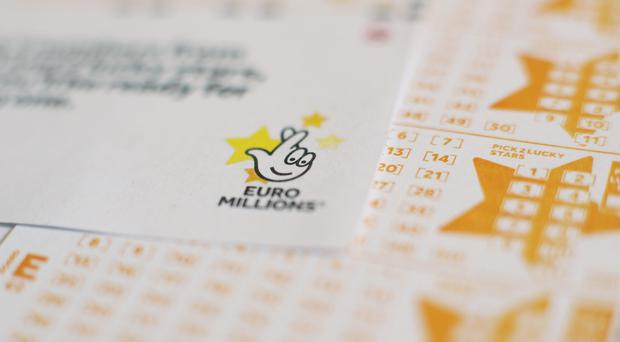 A British ticket-holder has has come forward to claim Friday's £87 million EuroMillions jackpot (Yui Mok/PA)