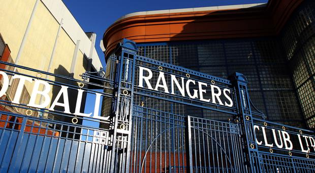 The ruling has gone against the former Rangers' liquidators (Andrew Milligan/PA)