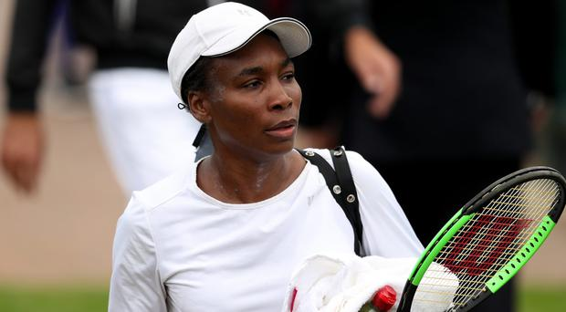 Venus Williams lawfully entered intersection before fatal crash