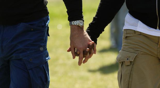 Bishops backed a motion calling for a ban on conversion therapy for gay Christians (Yui Mok/PA)