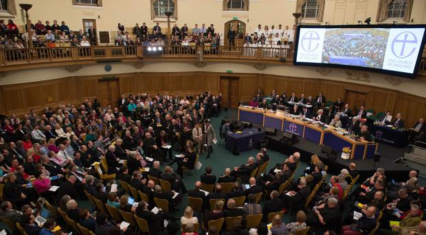 Church of England overwhelmingly votes in favor of trans initiation ceremonies