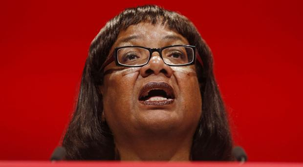 Diane Abbott has revealed the extent of the racist and sexist abuse she receives in emails, on Twitter and Facebook (Danny Lawson/PA)