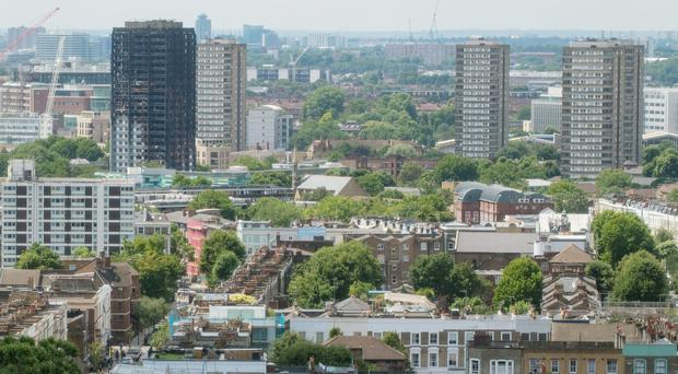 Fire union issues warning over high rise 'postcode lottery of resources'