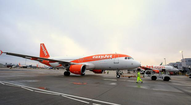 The move will allow easyJet to continue to operate flights across Europe (PA)