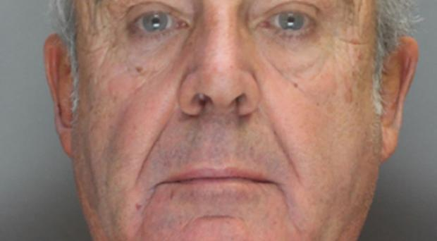 David Harris has been jailed for 17 years at the Old Bailey (City of London Police/PA Wire)