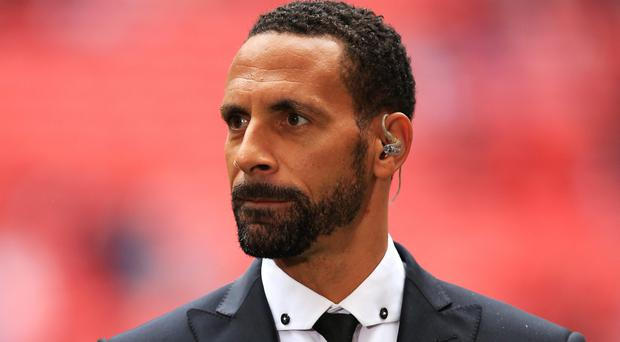 Rio Ferdinand paid a moving tribute to his mother who died after cancer battle (Mike Egerton/PA)