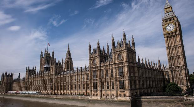 The Palace of Westminster as Lord Bew warned threats against politicians risked driving candidates out of public life in future (Stefan Rousseau/PA)