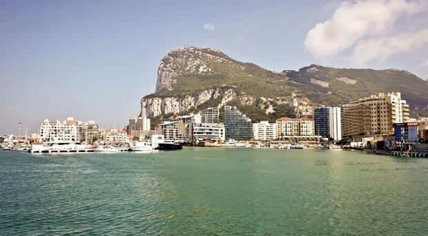 Spain has a long-standing territorial claim on Gibraltar, which has been held by the UK since 1713 (Ben Birchall/PA)