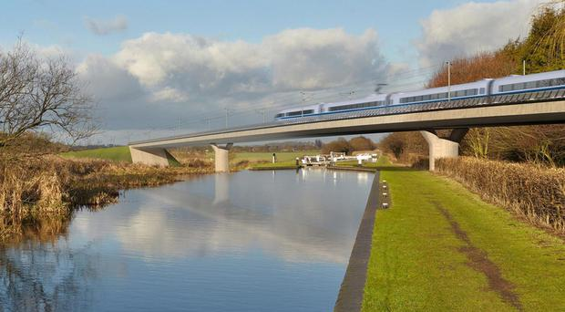 Carillion to work on construction of HS2 high-speed rail project (PA Picture desk)